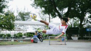 Nokenchain athlete