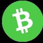 Logo bitcoin cash Nokenchain 728x686