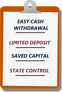 Nokenchain classic savings book